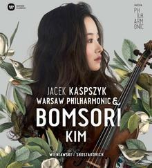 Warsaw Philharmonic & Bomsori Kim CD) WARSAW PHILHARMONIC BOMSORI KIM JACEK KASPSZYK