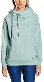 Only Bluza z kapturem dla kobiet, kolor: zielony, rozmiar: 36 (rozmiar producenta: S) B010SN1IFY