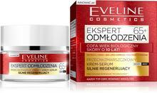 Eveline Ekspert Odmłodzenia 65+ 50 ml Krem-serum silnie regenerujący na dzień i noc DARMOWA DOSTAWA DO KIOSKU RUCHU OD 24,99ZŁ