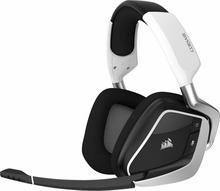 Corsair VOID RGB Wireless Dolby 7.1 Gaming Headset białe