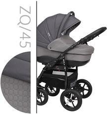 Baby-Merc ZipyQ 3w1 szary