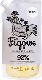YOPE Mydło w płynie naturalne - Figa doypack 500ml