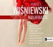 Wielka Litera Kulminacje (audiobook CD) - Janusz Leon Wiśniewski