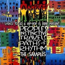 Peoples Instinctive Travels And The Paths Of Rhythm CD) A Tribe Called Quest