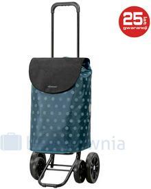 Andersen Wózek na zakupy Quattro Gitti 185-035-90 Niebieski - niebieski 185-035-90