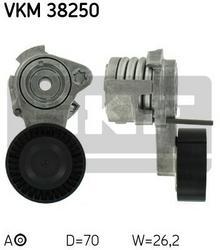 SKF Rolka napinacza paska klinowego wielorowkowego SKF VKM 38250