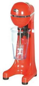 XXLselect Mikser do napojów z przezroczystym pojemnikiem | Czerwony | 400W | 230V | 170x170x(H)470mm 3005