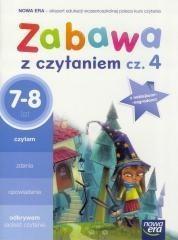 Nowa Era Zabawa z czytaniem Część 4 7-8 lat - Nowa Era