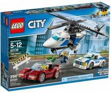 LEGO City Mega szybki pościg 60138