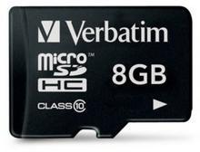 Verbatim SDHC Class 10 8GB