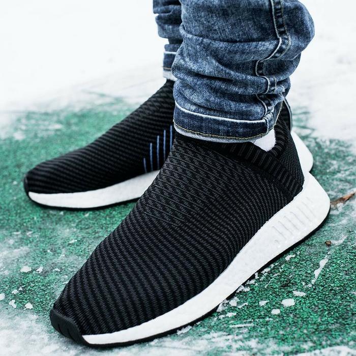 adidas nmd czarne