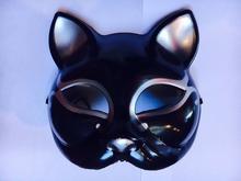 Maska Kocica Kotek przebranie strój bal 2365