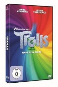 20th Century Fox Trolls, 1 DVD