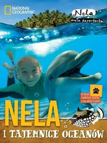 Burda książki Nela i tajemnice oceanów - Nela Mała Reporterka