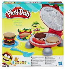 Hasbro Play-Doh Hamburgery B5521