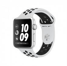 Apple Watch 3 Nike+ 42 mm Srebrny / Platyna