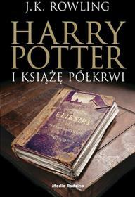 Rowling Joanne K. Harry Potter 6 Książę Półkrwi BR w.2017 / wysyłka w 24h