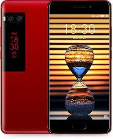 Meizu Pro 7 64GB Dual Sim Czerwony