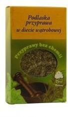 Dary Natury Podlaska przyprawa w diecie wątrobowej 40 g