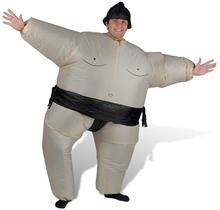 vidaXL Kostium nadmuchiwany zapanik sumo