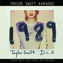 Taylor Swift 1989 Karaoke [CD DVD] Taylor Swift