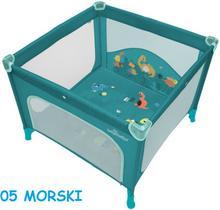 Baby Design Joy kojec turystyczny morski zielony 05 Enova32664