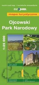 Pilot Daunpol Ojcowski Park Narodowy mapa turystyczna 1:25 000 - Praca zbiorowa