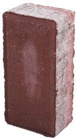 Polbruk Kostka brukowa prostokątna 6 cm czerwona