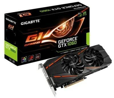 Gigabyte GTX 1060