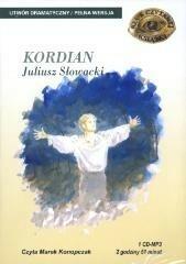 MTJ Agencja Artystyczna Kordian (audiobook CD) - Juliusz Słowacki