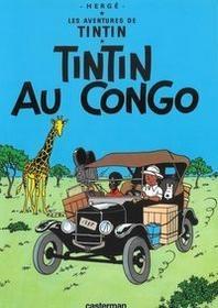 tintin au Congo - Herge