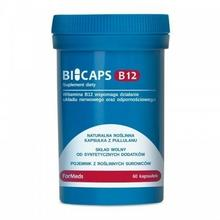 FORMEDS FORMEDS BIOCAPS WITAMINA B12 60 KAPS. FO575