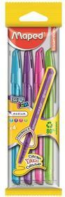 Maped Długopis Ice Fun 4 kolory mix
