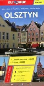 Daunpol  Olsztyn Plan miasta 1:17000
