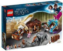 LEGO 75952 Walizka Newta z magicznymi stworzeniami