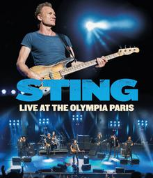 Live At The Olympia Paris PL DVD) Sting