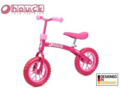 Hauck Rowerek biegowy E-Z Rider 10 różowy