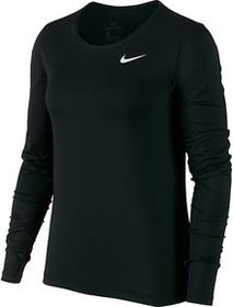 Nike koszulka termoaktywna damska PRO ALL OVER LONG SLEEVE TOP / 889536-010 FUND-2116/XS
