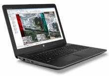 "HP ZBook 15,6"" Core i7 2,7GHz, 16GB RAM, 1TB HDD, 512GB SSD (1AG18ECR)"