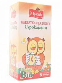 Apotheke Herbatka dla dzieci uspokajająca BIO - 20sasz 05031