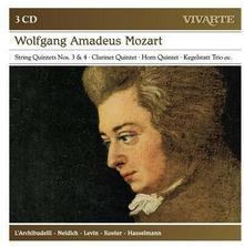 Mozart A Musical Joke Clarinet Quintet Horn Quintet Kegelstatt Trio String Quintets Nos 3 & 4 etc CD) Sony Music