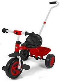 Milly Mally rowerek trójkołowy Boby Turbo czerwony