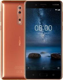 Nokia 8 64GB Dual Sim Miedziany