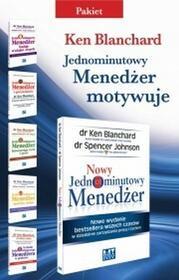 MT BiznesJednominutowy Menedżer Motywuje Jednominutowy Menedżer buduje wydajne zespoły / Jednominutowy Menedżer i przywództwo / Jednominutowy Menedżer Równowag
