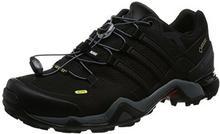 Adidas Męskie buty do chodzenia TERREX FAST R GTX Wander - czarny - 38 2/3 EU B06X9WKBVC