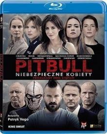 Add Media Pitbull. Niebezpieczne kobiety. Blu-ray Patryk Vega