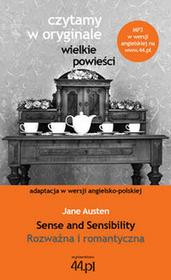 44.pl Sense and Sensibility. Rozważna i romantyczna - Jane Austen