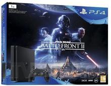 Sony PlayStation 4 Slim 1TB + Gra Star Wars Battlefront 2