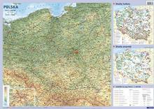 Demart Polska. Mapa ścienna