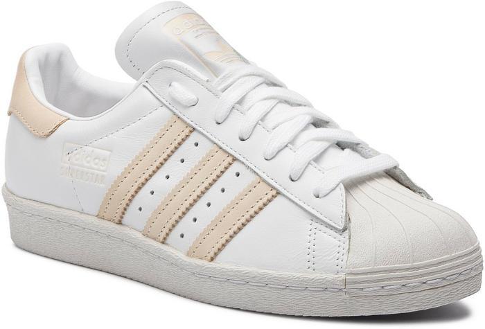 ae8b8b362dd Adidas Buty Superstar 80s CG7085 Ftwwht Ecrtin Crywht - Ceny i opinie na  Skapiec.pl